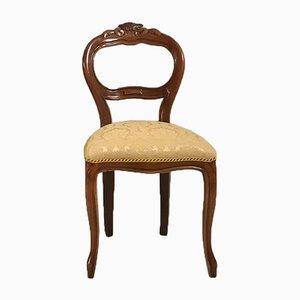 Chaise de Saon Louis XV, Italie, 1950s