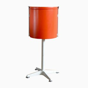 Space Age Orange Dressing Table