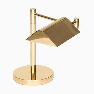 Brass Lamp from Koch & Lowy, 1970s