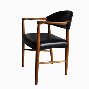 Mid-Century Armchair by Kurt Olsen for Slagelse Møbelværk