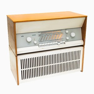 Atelier 1 Series Radio by Dieter Rams for Braun, 1957