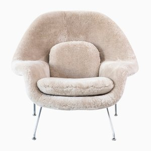 Chaise Womb par Eero Saarinen pour Knoll International, 1960s
