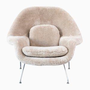Womb Sessel von Eero Saarinen für Knoll International, 1960er