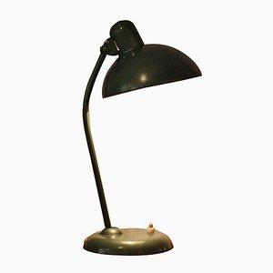 Lámpara de escritorio 6556 vintage de Christian Dell para Kaiser Leuchten