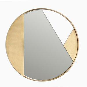Specchio da parete Revolution nr. 2 di Simone Fanciullacci, Carolina Becatti, & Antonio de Marco per Edizione Limitata
