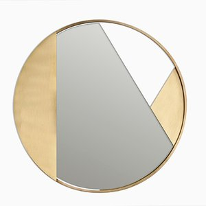 Revolution Wall Mirror No. 2 by Simone Fanciullacci, Carolina Becatti, & Antonio de Marco for Edizione Limitata