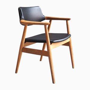 Dänischer Vintage GM11 Stuhl von Svend Aage Eriksen für Glostrup