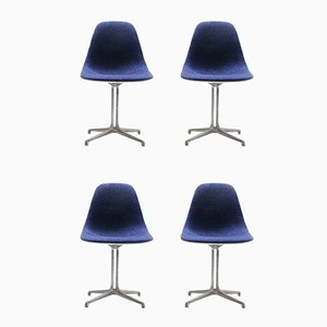 La Fonda Side Chairs by Charles & Ray Eames for Herman Miller, 1960s, Set of 4