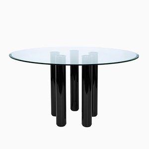 Table d'Appoint Brentano 125 par Emaf Progetti pour Zanotta, 1982