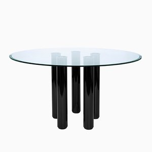 Tavolino Brentano nr. 125 di Emaf Progetti per Zanotta, 1982