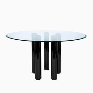 Table d'Appoint Brentano 145 par Emaf Progetti pour Zanotta, 1982