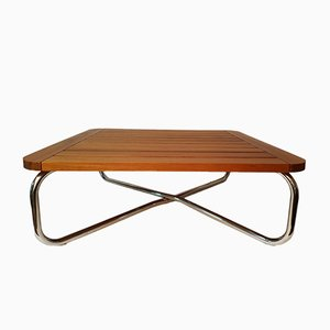 Model 100 Teak Table by For Use for Zanotta, 2003