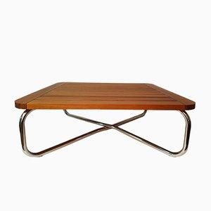 Modell 100 Tisch aus Teak von For Use für Zanotta, 2003