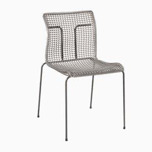 Metalldraht Stuhl von Niall O'Flynn für 't Spectrum, 1970er