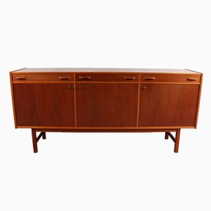 Scandinavian Teak Sideboard by Tage Olofsson for Ulferts, 1960s