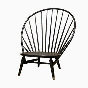 Sedia con schienale a stecche di Gunnar Myrstrand & Sven Engström per AB Nässjö Stolfabrik, 1952