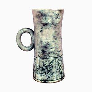 Vintage Ceramic Jug by Jacques Blin