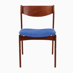 Chaise de Salon en Teck par P.E Jørgensen pour Farsø Stolefabrik, 1960s
