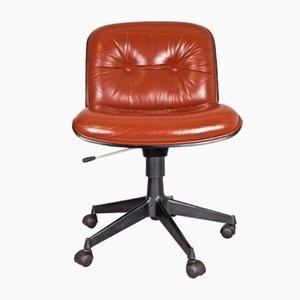 Chaise de Bureau Pivotante par Ico & Luisa Parisi pour MIM Roma, 1950s