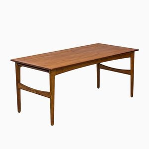 Tavolo da pranzo di Knud Andersen per J.C.A. Jensen, Danimarca, anni '50
