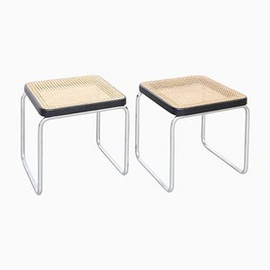 Vintage Stools by Marcel Breuer for Thonet, Set of 2