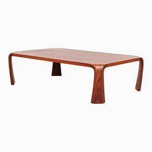 Table Basse par Saburo Inui pour Tendo, Japon, 1960s