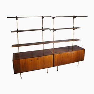 Vintage Book Case in Rosewood by CE Christanson for Three Men