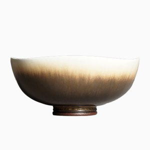 Stoneware Bowl by Berndt Friberg for Gustavsberg, 1965