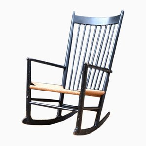 J16 Rocking Chair by Hans J. Wegner for FBD, 1960s