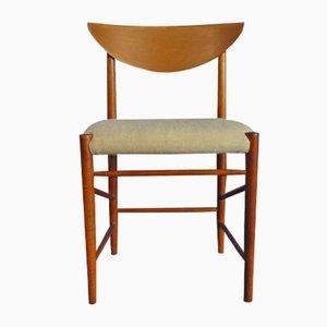 Modell 316 Stuhl von Peter Hvidt & Orla Mølgaard Nielsen für Søborg Møbelfabrik, 1950er