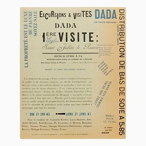 Tracte Excursions et Visites Dada, 1921