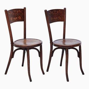 Chaises Antiques par Codina, Set de 2