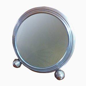 Miroir de Courtoisie de Table Art Déco, 1920s