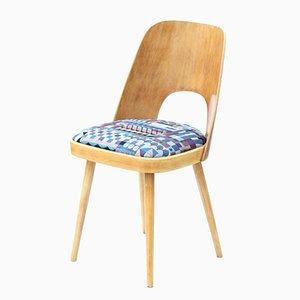 Chaise en Contreplaqué par Oswald Haerdtl de TON, 1960s