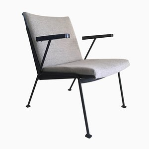 Armchair by Wim Rietveld for Ahrend De Cirkel, 1950s
