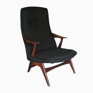 Norwegian Easy Chair, 1950s