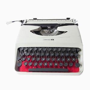 Macchina da scrivere modello 18 di Underwood, anni '60