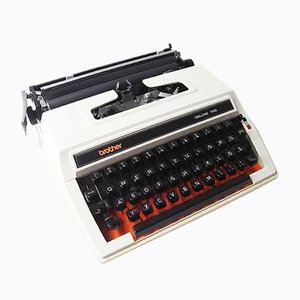 Deluxe 700 Typewriter from Brother, 1970s