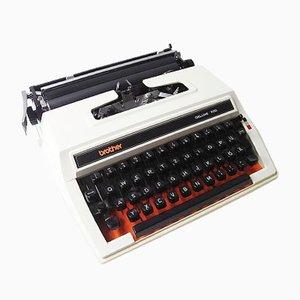 Máquina de escribir Deluxe 700 de Brother, años 70