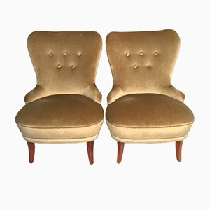 Emma Lounge Chairs, 1970s, Set of 2