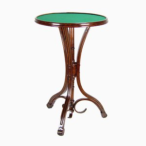 Table No.7 by Michael Thonet for J & J Kohn, 1900s