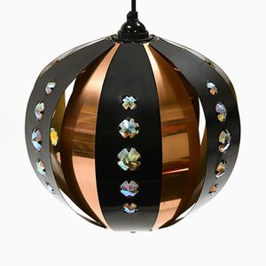 P32 Pendant by Werner Schou for Coronell Electro, 1960s