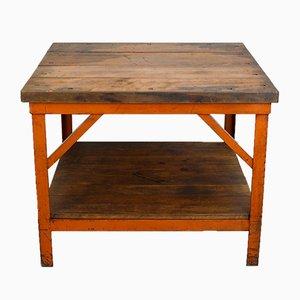 Rustikaler Vintage Tisch, 1930er