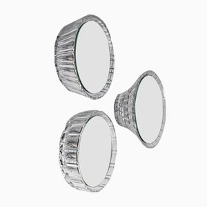 Saturn 156a-166a-178a Mirrors by Andreas Berlin, Set of 3