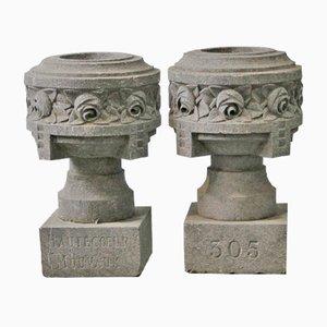 Cache-pot Vintage, Set de 2