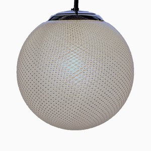 Vintage Spherical Pendant by Tommaso Buzzi for Venini