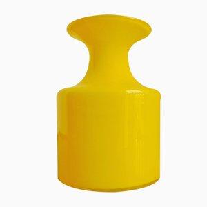 Glas Vase aus der Carnaby Reihe von Per Lütken für Holmegaard, 1960er