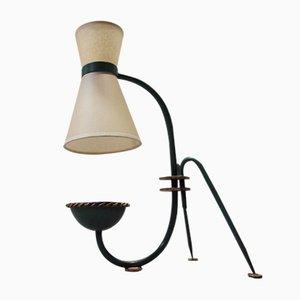 Lampe von Maison Lunel, 1950er