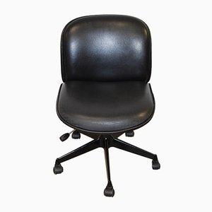 Chaise de Bureau Pivotante Vintage par Ico & Luisa Parisi pour MIM, 1962