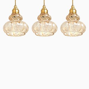 English Pendants, 1960s, Set of 3